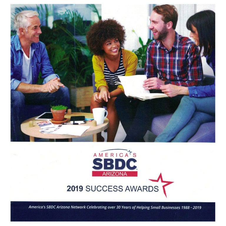 Doulos Concrete SBDC 2019 Success Awards Cover