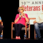 Doulos Concrete 10th Anniversary Veterans Conference Guest Speaker Gwen Howell 2