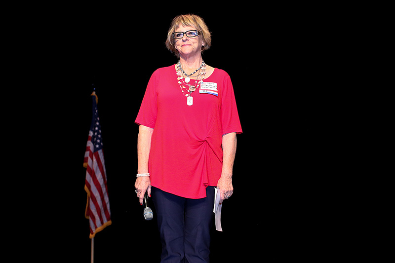 Doulos Concrete 10th Anniversary Veterans Conference Speaker Gwen Howell